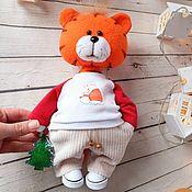 Куклы и игрушки handmade. Livemaster - original item Tiger Fyodor. Symbol of the year 2022. Handmade.