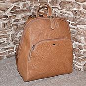 Сумки и аксессуары handmade. Livemaster - original item Backpack genuine leather. Model No. 15. Handmade.