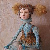 Куклы и игрушки ручной работы. Ярмарка Мастеров - ручная работа Бирюза.. Handmade.