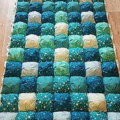 Для дома и интерьера ручной работы. Ярмарка Мастеров - ручная работа Бомбон одеяло. Handmade.