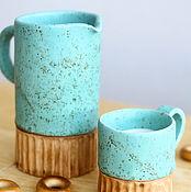 """Посуда ручной работы. Ярмарка Мастеров - ручная работа Кувшин """"Прованс"""". Handmade."""