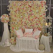Свадебный салон ручной работы. Ярмарка Мастеров - ручная работа декор Фотозоны для праздника. Handmade.