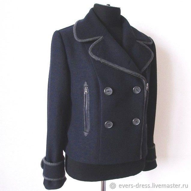 Coat short Coat, wool, Coats, Ekaterinburg,  Фото №1