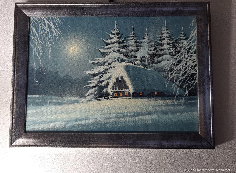 Зима, Картины, Пенза,  Фото №1