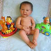Куклы и игрушки ручной работы. Ярмарка Мастеров - ручная работа Кукла реборн Томас.. Handmade.