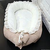 Кокон-гнездо ручной работы. Ярмарка Мастеров - ручная работа Кокон - гнездышко. Handmade.