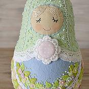 Куклы и игрушки handmade. Livemaster - original item matryoshka SPRING. Handmade.