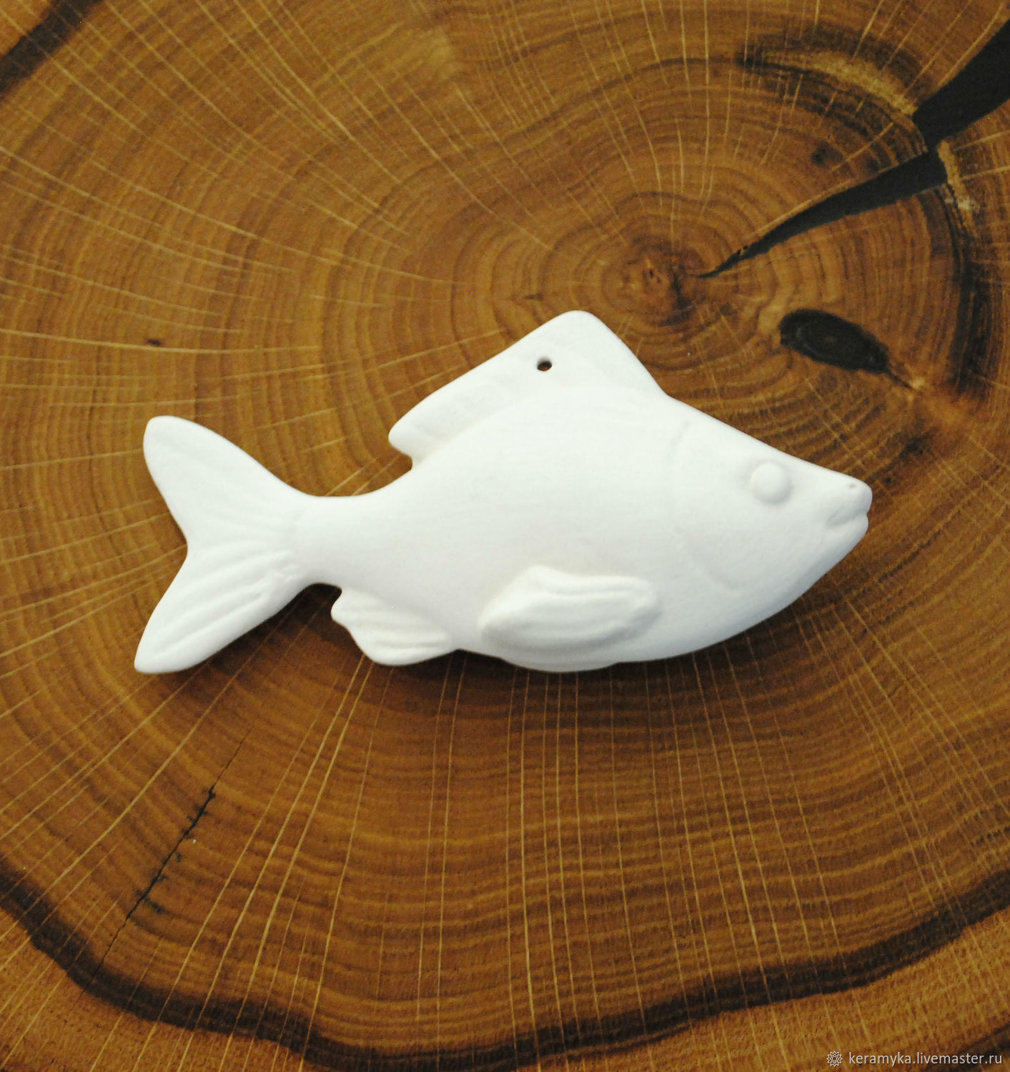 Blank for decoupage and painting ' small Fish', Blanks for decoupage and painting, Shigony,  Фото №1