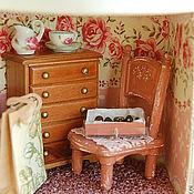 """Куклы и игрушки ручной работы. Ярмарка Мастеров - ручная работа """"Зимние розы"""". Handmade."""