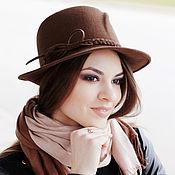 Аксессуары handmade. Livemaster - original item Women`s hat