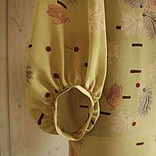 Одежда ручной работы. Ярмарка Мастеров - ручная работа Блуза крепдешин. Handmade.