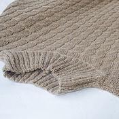 Одежда ручной работы. Ярмарка Мастеров - ручная работа Свитер вязаный оверсайз. Handmade.