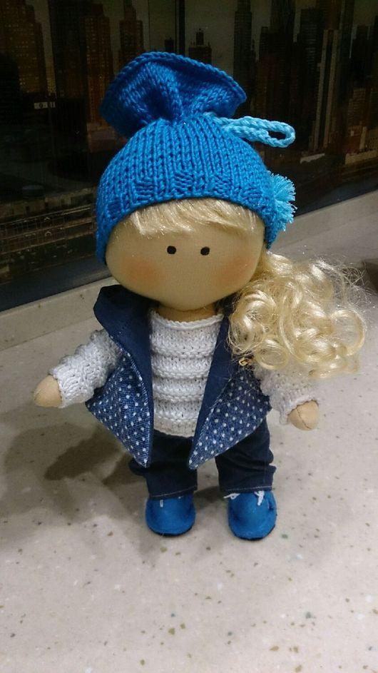 Куклы Тильды ручной работы. Ярмарка Мастеров - ручная работа. Купить Кукла интерьерная Манюня. Handmade. Кукла, синтепух