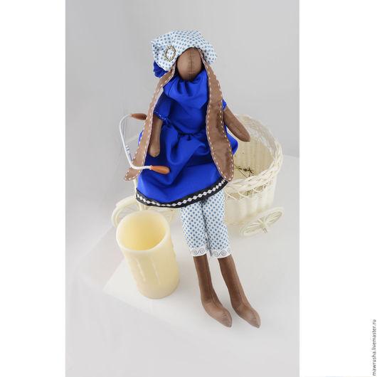Куклы Тильды ручной работы. Ярмарка Мастеров - ручная работа. Купить Длинногогие зайчата. Handmade. Комбинированный, заяц игрушка