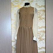 Одежда ручной работы. Ярмарка Мастеров - ручная работа платье в пол. Handmade.