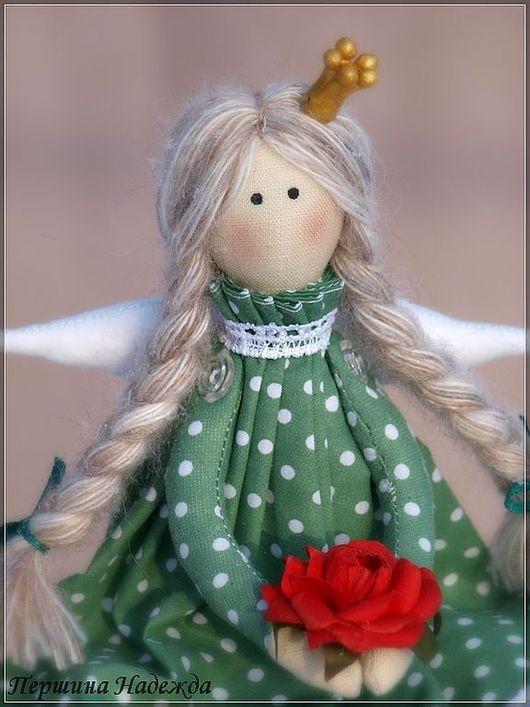 Куклы Тильды ручной работы. Ярмарка Мастеров - ручная работа. Купить Принцесса на горошине Алинка. Handmade. Кукла, кукла Тильда