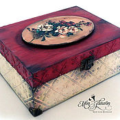 Box handmade. Livemaster - original item Box