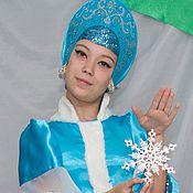 """Одежда ручной работы. Ярмарка Мастеров - ручная работа костюм """"Снегурочка"""". Handmade."""