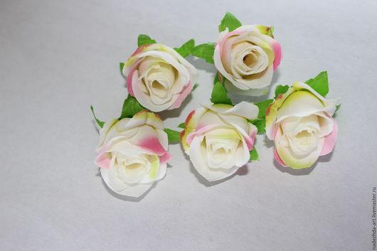 Роза №1 Размер 3 -4 см - 7 руб/шт