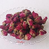 Травы ручной работы. Ярмарка Мастеров - ручная работа Бутоны роз, 10г. Handmade.