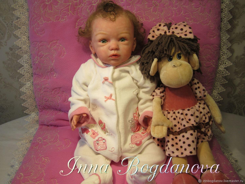 Коллекционные куклы ручной работы. Ярмарка Мастеров - ручная работа. Купить Кукла реборн Мари-3 (50 см). Handmade.