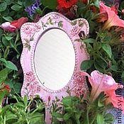 Для дома и интерьера ручной работы. Ярмарка Мастеров - ручная работа Зеркало для принцессы. Handmade.
