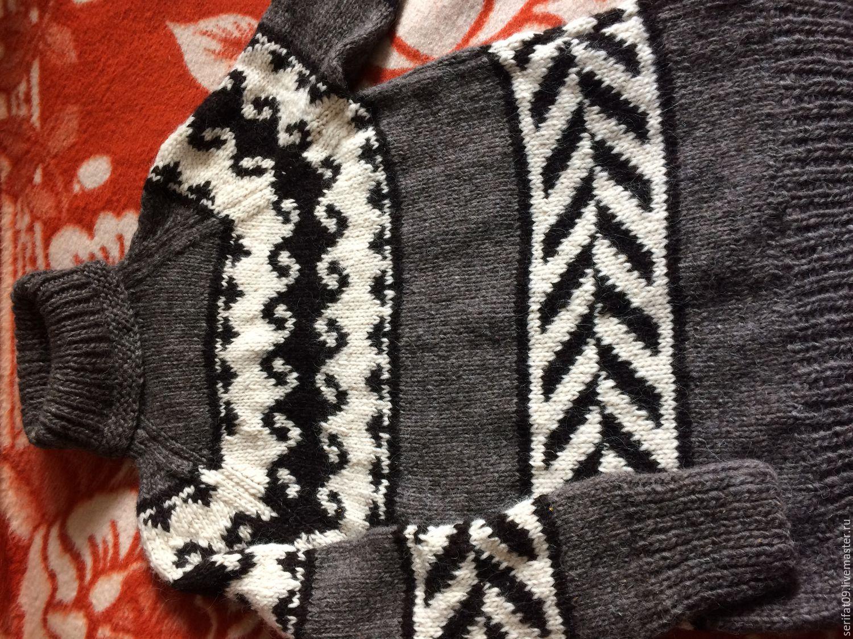 свитер из шерсти как они называются
