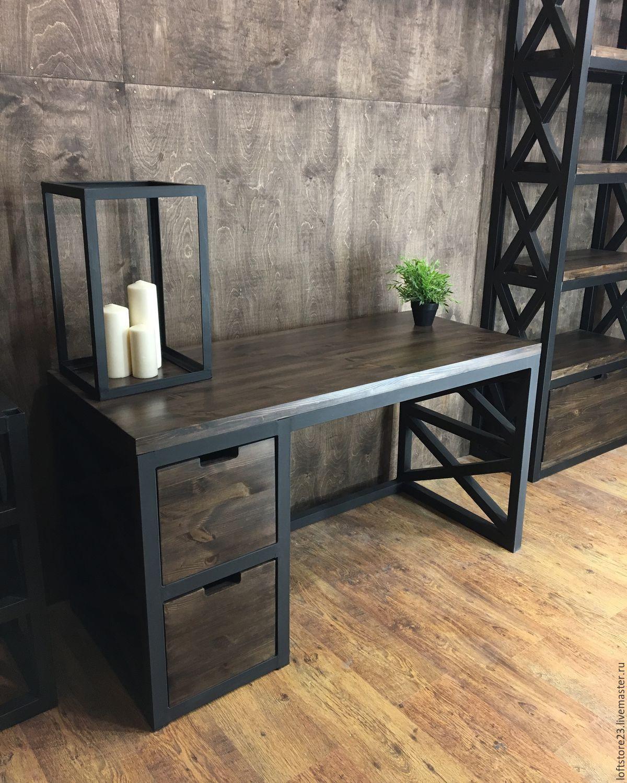 Desk MARSHAL, Tables, Yaroslavl,  Фото №1