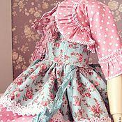 Куклы и игрушки ручной работы. Ярмарка Мастеров - ручная работа Наряд на куклу БЖД (  MCD) 42-45 см №20. Handmade.