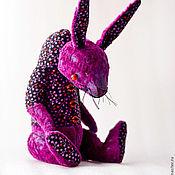 """Куклы и игрушки ручной работы. Ярмарка Мастеров - ручная работа Кролик """"Крестик"""". Handmade."""