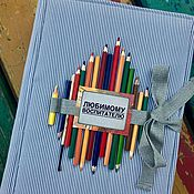 Фотоальбомы ручной работы. Ярмарка Мастеров - ручная работа Альбом для рисунков. Handmade.