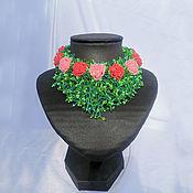 Украшения handmade. Livemaster - original item Necklace. Handmade.
