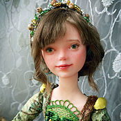 Куклы и игрушки handmade. Livemaster - original item Yesenia (boudoir collectible doll). Handmade.