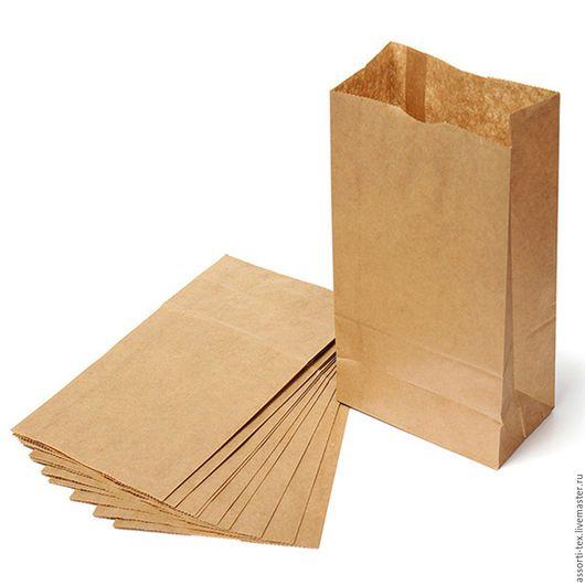 Упаковка ручной работы. Ярмарка Мастеров - ручная работа. Купить Крафт пакеты. Handmade. Бежевый, пакет подарочный, пакет для подарка