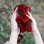 Куклы и игрушки ручной работы. Ярмарка Мастеров - ручная работа Заяц-Кузнечик. Handmade.