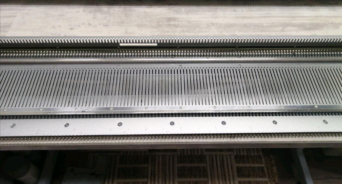 Игольница Silver Reed sk580, sk840 (электронная) Япония, Инструменты для вязания, Краснодар,  Фото №1