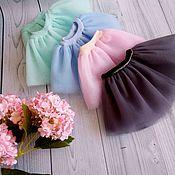 Одежда для кукол ручной работы. Ярмарка Мастеров - ручная работа Фатиновые юбочки для текстильных кукол. Handmade.