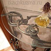 Для дома и интерьера ручной работы. Ярмарка Мастеров - ручная работа Кованый туалетный столик. Handmade.