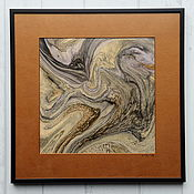 Картины и панно ручной работы. Ярмарка Мастеров - ручная работа живопись на воде 21. Handmade.