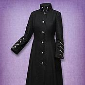 Одежда ручной работы. Ярмарка Мастеров - ручная работа Элегантное пальто. Handmade.