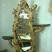 Accessories handmade. Livemaster - original item Shelves. Handmade.