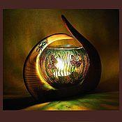 """Для дома и интерьера ручной работы. Ярмарка Мастеров - ручная работа """"Хрустальные мотыльки"""". Handmade."""