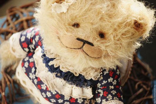 Мишки Тедди ручной работы. Ярмарка Мастеров - ручная работа. Купить ангел Надежда. авторские мишки тедди ручной работы. Handmade.