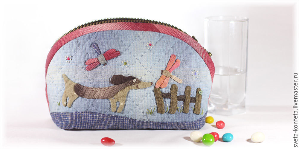purse of `dragonflies`