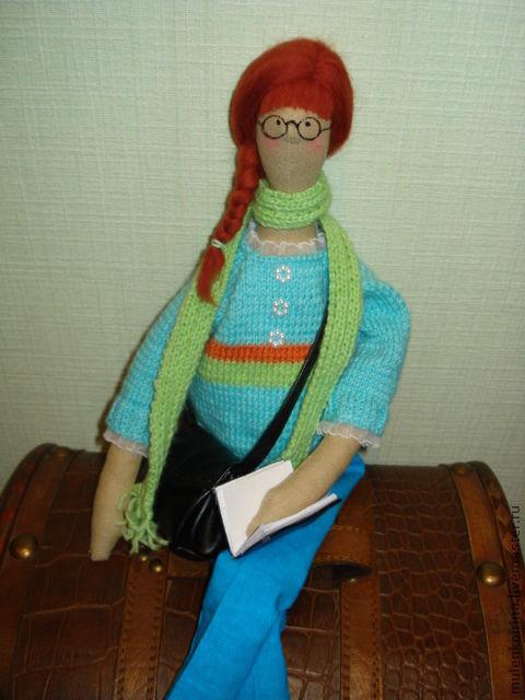 Куклы Тильды ручной работы. Ярмарка Мастеров - ручная работа. Купить Тильда Натали. Handmade. Тильда кукла, кукла в подарок