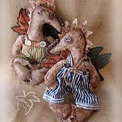 Куклы и игрушки ручной работы. Ярмарка Мастеров - ручная работа Дракоши. Handmade.
