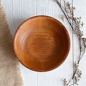 Посуда handmade. Livemaster - original item Wooden bowl. Handmade.