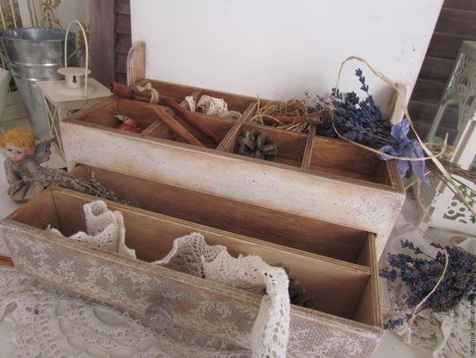 Пример декорирования комода