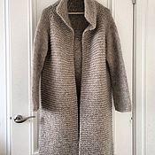 """Одежда ручной работы. Ярмарка Мастеров - ручная работа Пальто """"Linen"""". Handmade."""