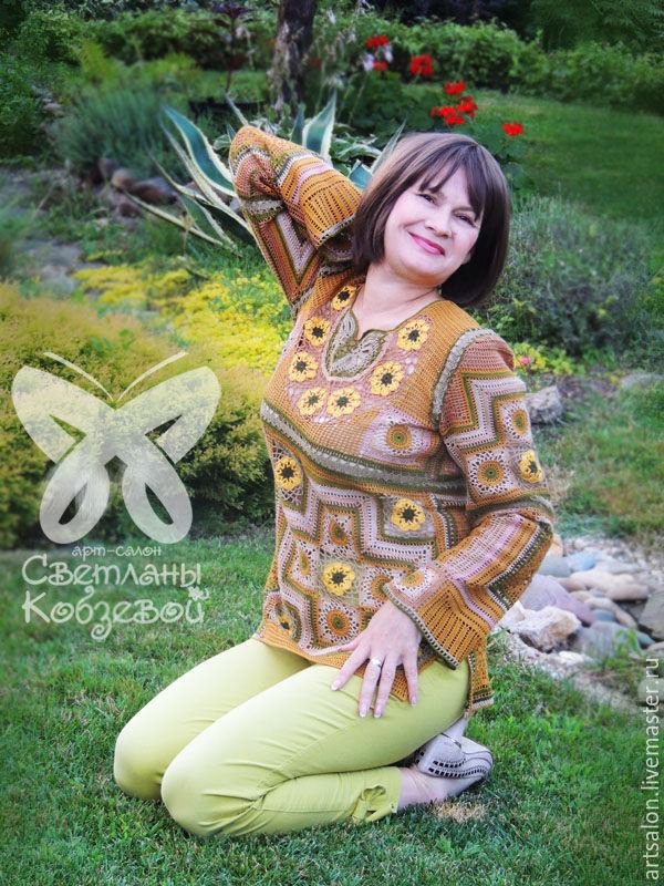 Светлана кобзева инстаграм вязание